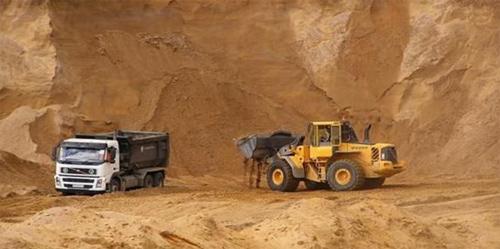 Под Клином раскрыта незаконная разработка песчаного карьера