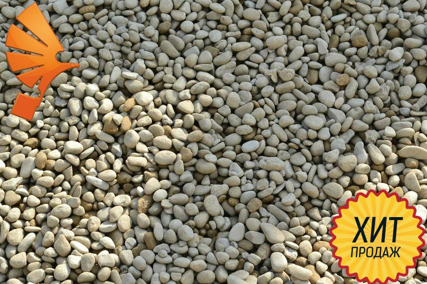 Купить гравий с доставкой в Москве и области по низкой цене за м3