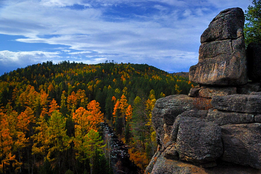 Эпопея на Олхинском плато, Иркутск: вокруг да около скальника «Старая Крепость»