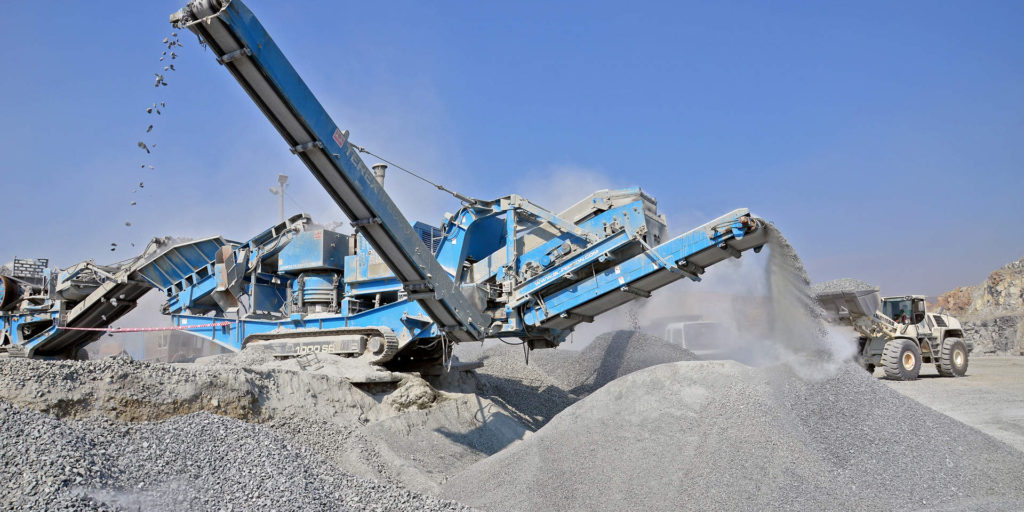 Приморский «Дробильно-сортировочный завод» наращивает мощности