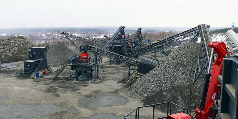 На строительных рынках России появится Костанайский щебень